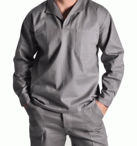 ed541de2ad ... Camisa em brim manga longa. Previous  Next