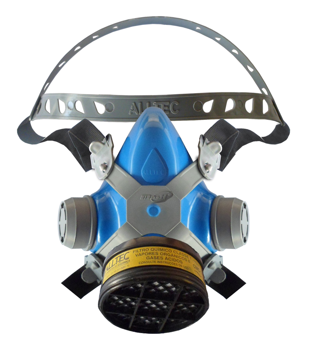 77d3343d3c2c8 Respirador Semifacial com 1 filtro VO GA